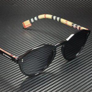 Burberry POLARIZED black 50mm Sunglasses